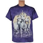 The Mountain T-Shirt Einhörner Fantasy Collection Einhorn 116 - XXL