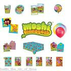 Moshi Monsters Themed Happy Birthday Party Supplies Tableware Decorations Plates