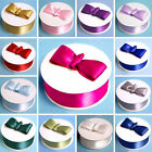 "1.5"" x 50 yards SHINY Single Side SATIN RIBBON for Wedding FAVORS Invitations"