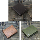 New Mens Wallet KOREA -280 Colorful Leather Vintage Holder Bifold Purse Hot G ★