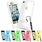 For Apple iPhone 5c Clear Case Ultra Thin Air Slim Transparent Cover 100% Fits