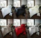 Duvet Quilt Cover with Pillowcase Quilt Bedding Set - SINGLE, DOUBLE, KING  Size