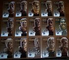 2010 Hall of Fame Bronze Bust Set Card AUTOGRAPH COA AUTO /150 RARE - Pick One