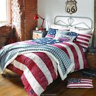 AMERICAN FRESHMAN LENOX 100 %  COTTON DUVET COVER. NEXT DAY DELIVERY