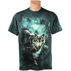 The Mountain T-Shirt Nacht der Wölfe 116 - XXL