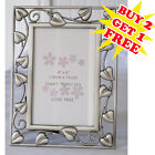 Photo Frame 5x7 Home Decor Birthday Gift Present Floral Love New Year Christmas
