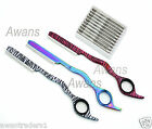 THINNING STYLING SHAPER FEATHER SALON BARBER  RAZORS