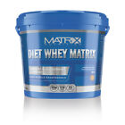 5kg & 908G DIET WHEY PROTEIN POWDER SHAKE / DRINK WEIGHT MANAGEMENT FORMULA