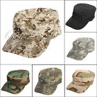 Desert Forest Camo Camouflage Military Army Hunting Baseball Ball Cap Caps Hat