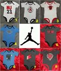 New Air Jordan Jumpman Infant Baby Boy One Piece Bodysuit 9-12 Month