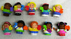 Fisher Price Little People NUMBERS 1 2 3 4 5 6 7 8 9 10 Time to Learn Number