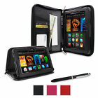 """rooCASE Executive Leather Case Cover for Kindle Fire HDX 7"""" (Oct 2013 Verion)"""