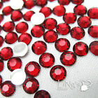 LiNg's 6.5mm Round Flatback Faceted Rhinestone Scrapbooking DIY Craft