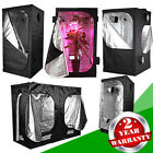New Indoor Portable Grow Tent Bud Dark Green Room Silver Mylar Lined Hydroponics
