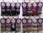12 pairs Ladies Genuine Sock Shop Gentle Grip Non Elastic Socks Cotton Socks