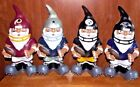 "NFL  8"" UNIFORM GNOME BALTIMORE RAVENS SPORTS FAN GIFT DECOR XMAS FIGURINE on eBay"