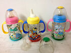 New Vintage Luv N Care Baby Bottles with Sippy Cup Spouts for Bottles