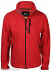 Caterpillar full zip argon fleece jacket red RRP £45