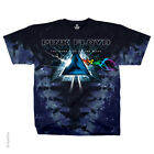 New PINK FLOYD Dark Side Vortex Tie Dye T Shirt