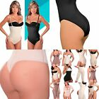 High-Waisted Girdle with Thermal Tummy Control, Strapless Controls Entire Tummy,
