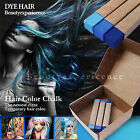 Fashion Temporary Hair Dye Soft Pastels Chalk DIY Blue Series
