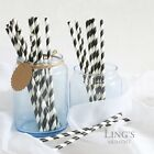Paper Drinking Straw Wedding Baby Shower Graduation Party Candy Buffet Decor