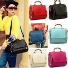 Retro Vintage Women Shoulder Satchel Handbag Cross Body Totes Bag Purse 7 Colors