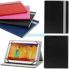 PU Leather Stand Case Cover For Hannspree T7 Dragon Touch R10 ZEKI 10.1 Tablet