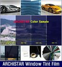 """WIDE:20""""/VLT 5% Blue Solar Film/Tint/Window/Glass/1PLY Normal/Privacy/Roll/"""