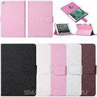 Card Holder Magnetic Leather Case Cover for iPad Mini 1 & 2 with Retina Display