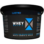 MATRIX WHEY 100% PROTEIN POWDER SHAKE ANABOLIC MUSCLE GROWTH 5KG 2.25KG 908G