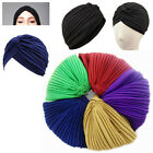 Fashion Turban Hair-Style Indian Style Bandana Ladies Chemo Head Cover Hat Cap