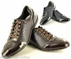 Men's New Casual  Leather Lined Formal Smart Lace Up Shoes UK SIZE 6 7 8 9 10 11