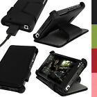 PU Leather Stand Flip Case Cover Holder for Sony Walkman NWZ-F886 F887 + Screen