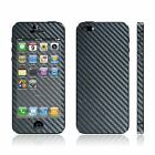 3M Di-Noc Carbon Fibre Texture Design Carbon Fibre Wrap Vinyl for Apple iPhone 5
