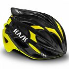 KASK Mojito Pro Tour Road Cycling Helmet - Black/Yellow