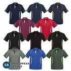 Mens Razor Polo Shirt Top Sports Casual Club Team Business Office New P405MS