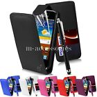 FLIP CASE POUCH PU LEATHER COVER FOR SAMSUNG GT-S6310 S6310L GALAXY YOUNG + SP
