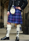 NEW SCOTTISH 8 Yard KILT HERITAGE OF SCOTLAND TARTAN 16OZ WEIGHT