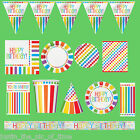 Spots & Stripes Spotty Children Teenager Party Supplies Tableware Decorations