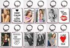 Tricia Helfer Keychain - Many Different Designs To Choose From