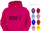 I'M THE BIG SISTER SO I'M THE BOSS! DESIGNER GIRLS HOODY HOODIES CHILDRENS D2