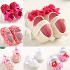 colorful baby girls shoes sandal size 0-18 months soft anti-slip toddler SU
