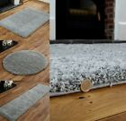 MODERN SOFT SHAGGY RUG THICK 5cm PILE PLAIN SMALL TO EXTRA LARGE SIZE RUG SALE