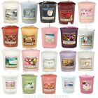 YANKEE CANDLE Votive Sampler BUY ANY 6 GET 7th FREE scented small fresh fruit