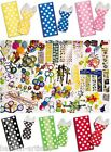50 Assorted Toys Favours Gifts Loot Pinata Fillers FREE 20 Polka Dot Cello Bags