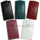 New high quality leather case for Alcatel One Touch OT-4010D TPop