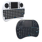 Portable Mini 2.4G Wireless Keyboard Mouse Touchpad Multimedia 3-in-1 US Stock