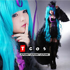 Vocaloid Sandplay of the Singing Dragon Miku Cosplay Costume dress