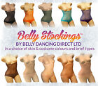 XS Belly Stocking™ Dance Under Wear Power Mesh Body Tummy Control Midriff Cover